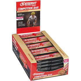 Enervit Sport Competition Bar Box 25x30g, Apricot